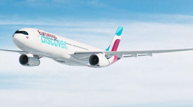 LH, uçuşlarını Eurowings Discover'a kaydırıyor
