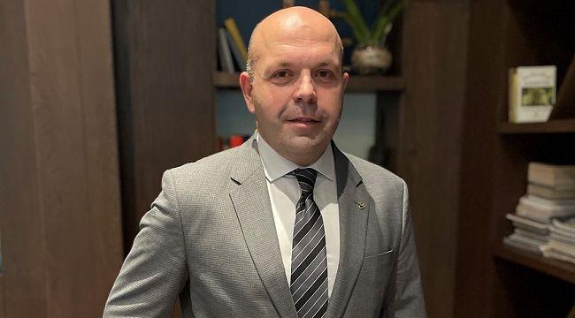 Mustafa Tuna Özgür Dedeman Tokat Genel Müdürü