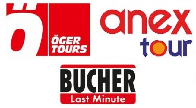 Anex Tour, Bucher Reisen, Öger Tours seyahat güncellemesi
