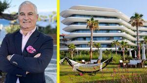 Tayfun Başkurt, Reges, a Luxury Collection Resort & Spa, Çeşme'nin Genel Müdürü!