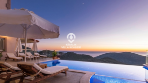 Deniz Manzaralı Villalarda Tatilin Tadını Çıkartın