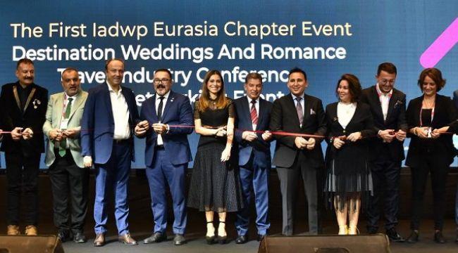 Düğün turizminin önemli temsilcileri İstanbul'da !