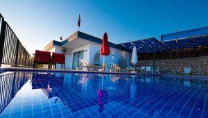Gözlerden uzak huzurlu bir tatil için Villa Günay !