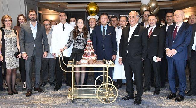 The Ritz-Carlton, Istanbul'un 20. Yilina Renkli Kutlama