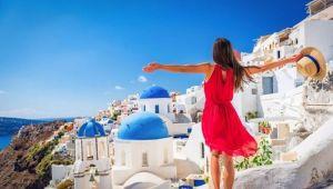 Yunanistan aşılı insanlar için özgürlük getirdi